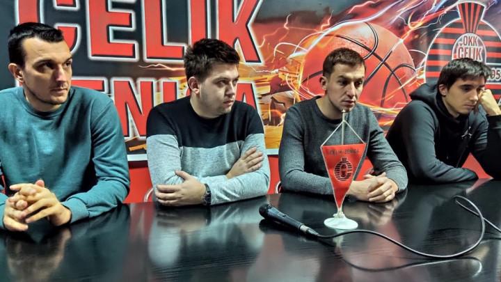OKK Čelik  sa dvojicom novih igrača u Areni želi iznenaditi KK Kakanj