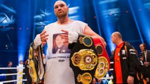 Tyson Fury donirao kompletnu zaradu od meča sa Wilderom