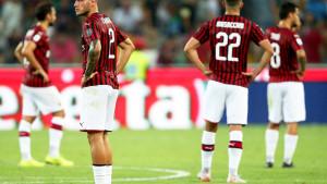Milan je poražen, ali jedna druga stvar treba više da brine navijače ovog kluba