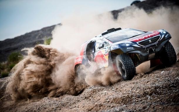 Uspješan start Peugeota na Dakar Reliju