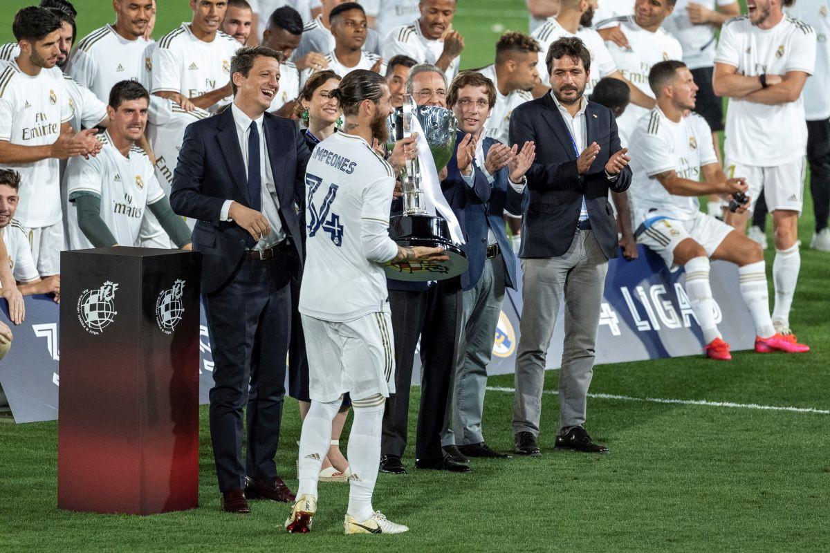 """""""Ramos može igrati još šest godina, on je najbolji!"""""""