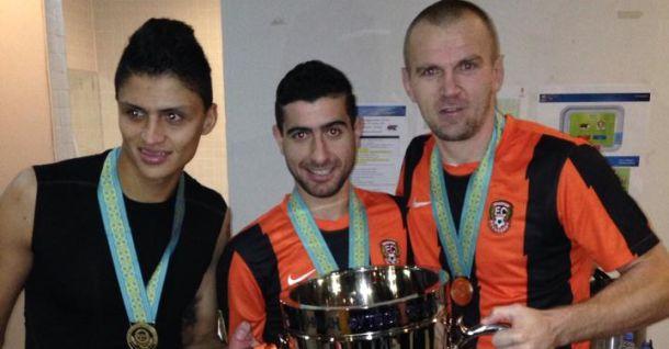 Džidić i Vasiljević sa Shakhtarom osvojili Kup
