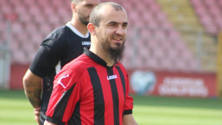 Fenan Salčinović potpisao novi ugovor sa NK Čelik