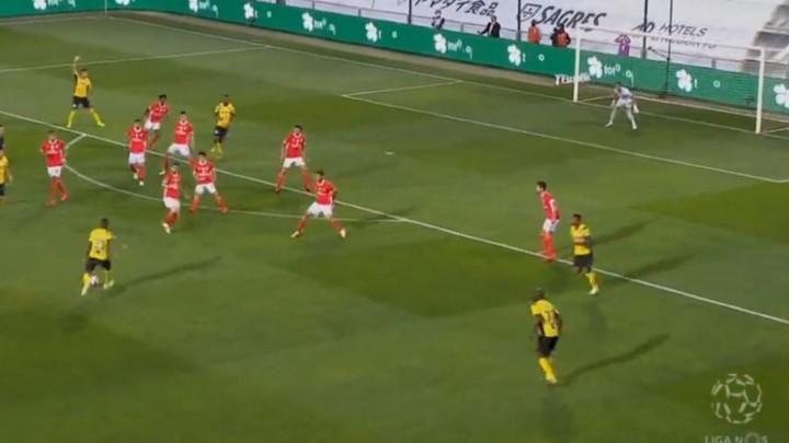 Pogledajte spektakularan gol koji bi mogao koštati Benficu titule prvaka