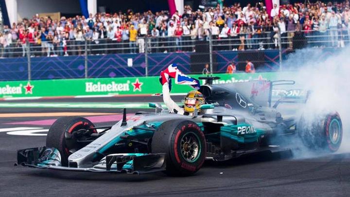 Mercedes stigao do još jednoga naslova
