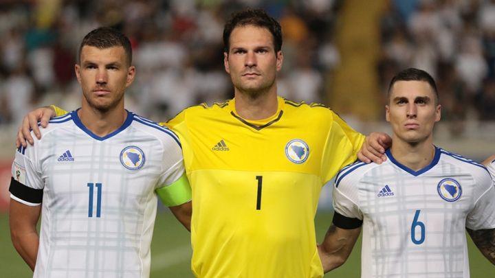 Pad Bosne i Hercegovine na novoj FIFA-inoj listi