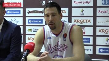 Radivojević: Ozbiljno smo ušli u utakmicu od samog početka