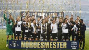 Rosenborg osvojio i Kup Norveške