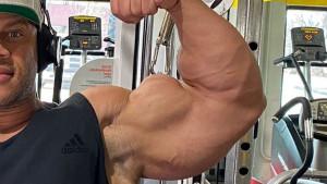Phil Heath s brutalnim bicepsima podsjetio da još nije rekao svoju posljednju riječ