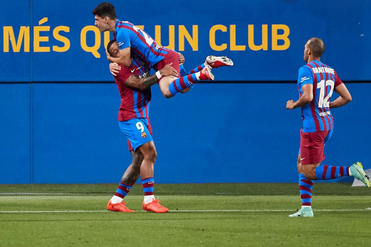 Depay i Garcia registrovani, igrat će protiv Sociedada