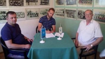 Balta novi-stari igrač RK Bosna Centrotrans
