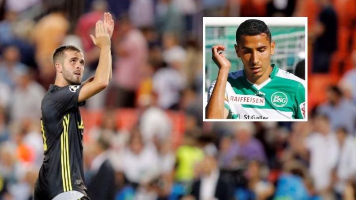 Posebna podrška: Zašto veznjak St. Gallena dolazi na utakmicu zbog Miralema Pjanića?