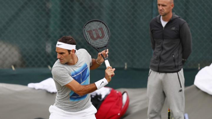 Ljubičić: Federer će sljedeće godine imati 40, ali ništa mi nije govorio o penziji