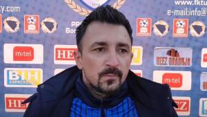 Bašić: Realan rezultat bi bilo neriješeno, taj drugi gol nas je baš slomio