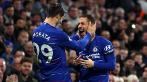 Morata sredio Crystal Palace, Chelsea i dalje bez poraza