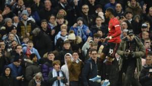 Oprašta li se City od titule? Manchester United utišao Etihad u velikom derbiju!