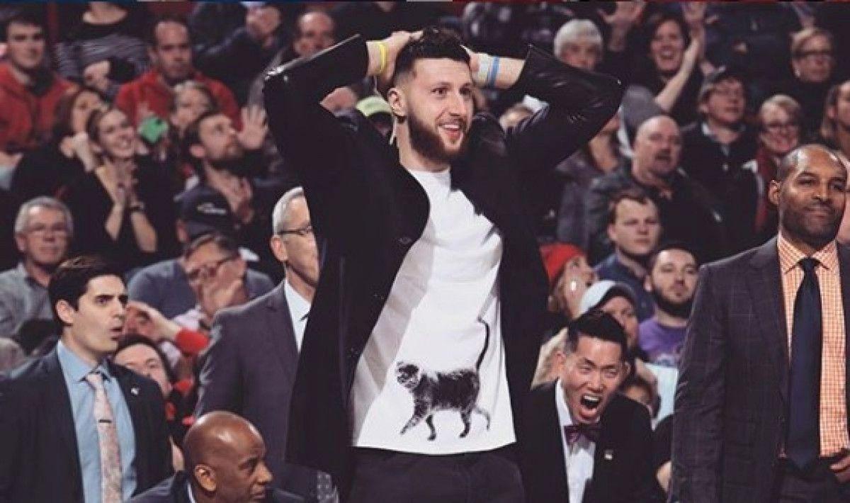 """Jusuf Nurkić nasmijao sve objavom na Twitteru: """"Dok čekaš da se sport vrati"""""""
