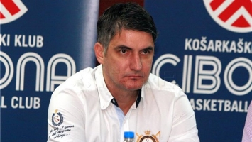Damir Mulaomerović napušta Cibonu