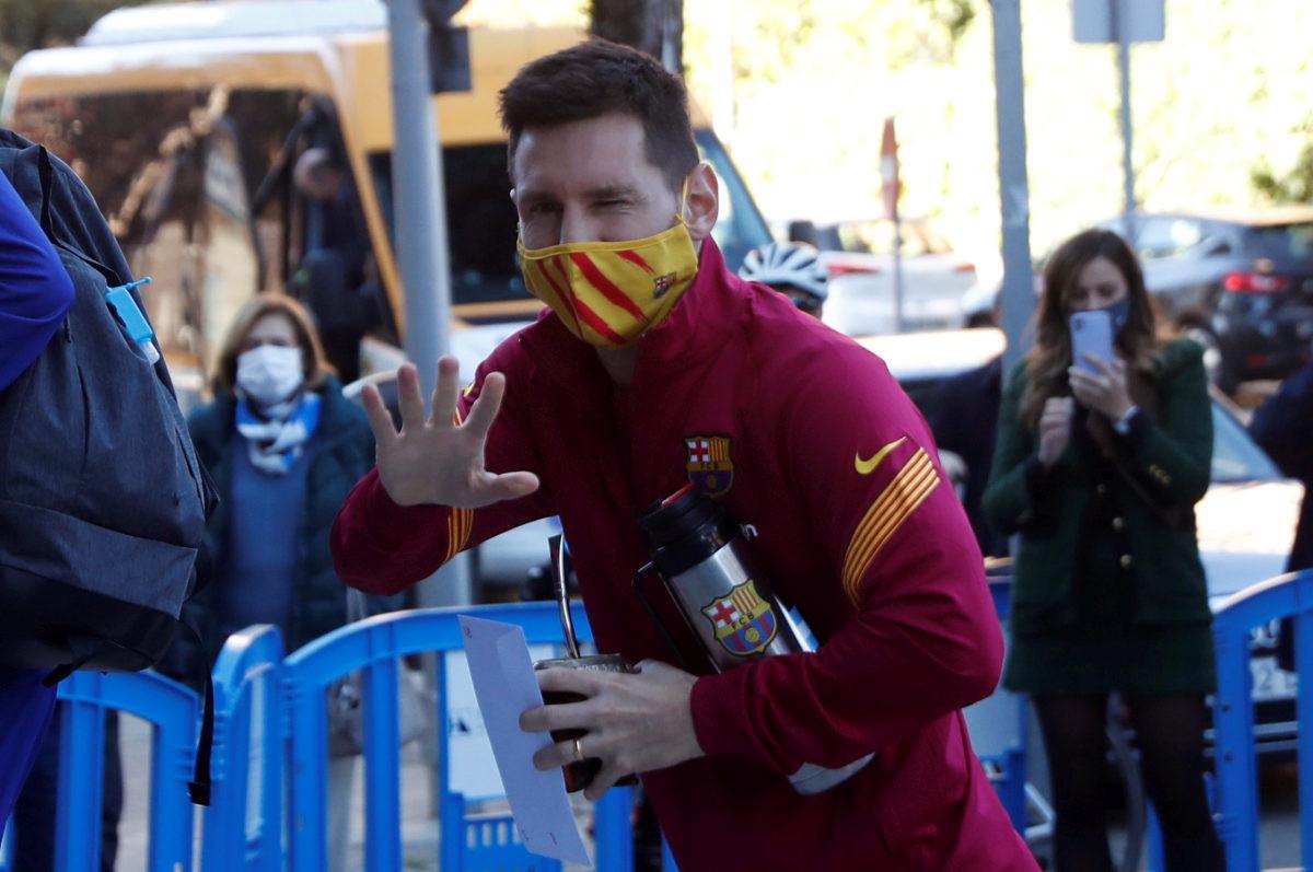 Messiju večeras treba hat-trick da stigne legendarnog Pelea
