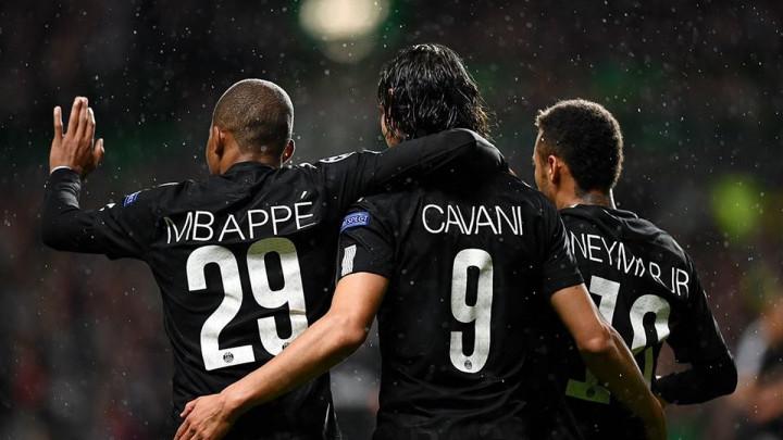 Statistika ne laže: Strašno je šta Neymar i Mbappe rade Cavaniju!