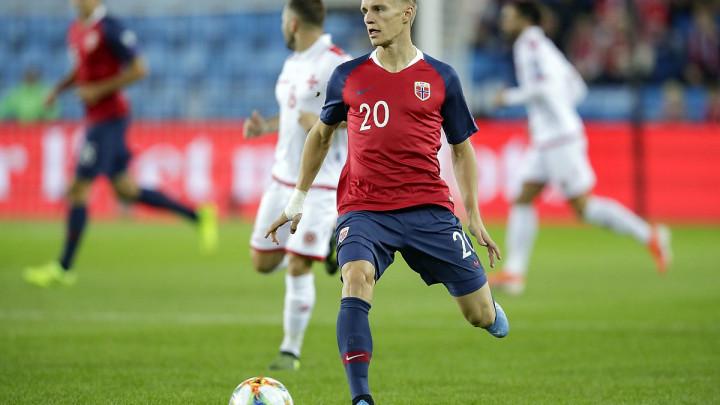 Fantastična partija mladog Odegaarda u prvom poluvremenu protiv Švedske