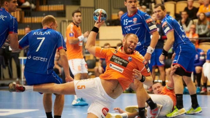 Meshkov Brest se poigrao sa Spartakom i upisao prvu pobjedu u SEHA ligi ove godine