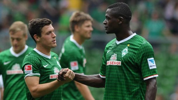 Šest golova u remiju Werdera i Nurnberga
