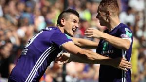 "Anderlecht i Oostende ""eksplodirali"" u drugom poluvremenu"