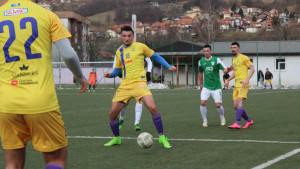Bosna na krilima Bešića i Cibre savladala Novi Travnik