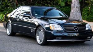 Mercedes od 3.500 dolara dostiže nestvarnu cijenu samo zbog toga što je pripadao Jordanu