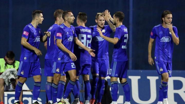 Dinamo i Rijeka remizirali na Maksimiru