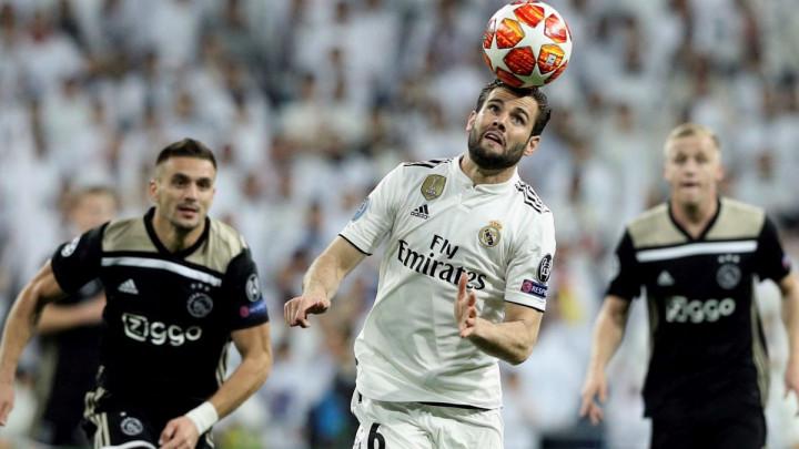 Nacho produžio ugovor sa Realom