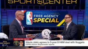 """ESPN greškom """"dodijelio"""" Nurkiću 147 miliona dolara!"""