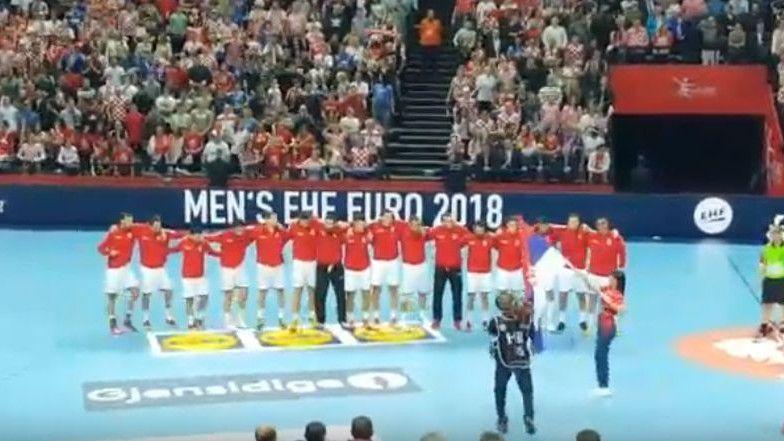 Žestoko izviždana himna Srbije, navijači zviždali i Duvnjaku