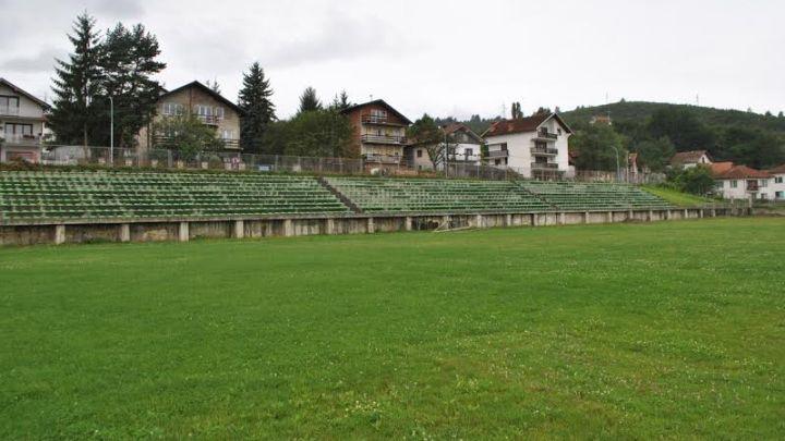 Gradski stadion u Donjem Vakufu