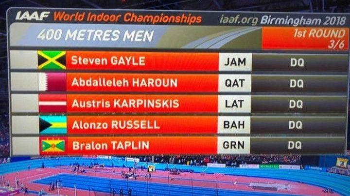 Atletika ništa slično ne pamti: Svi učesnici suspendovani!