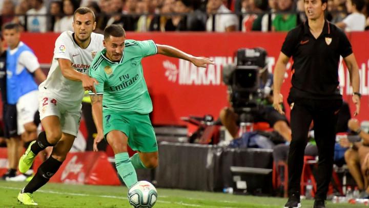 Hazard: Želim zabiti gol Atletico Madridu i poraziti svog prijatelja