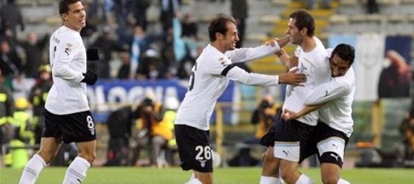 Lulić pogodio, Lazio na bod iza lidera