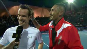 Kyrgiosova oproštajna poruka za Murrayja će vas dirnuti: Bio si miljama bolji teniser od mene...