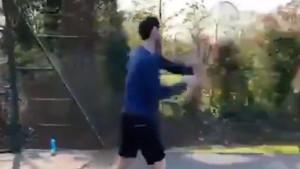 Murrayjev video raduje svakog ljubitlja tenisa: Britanac ponovo udara lopticu