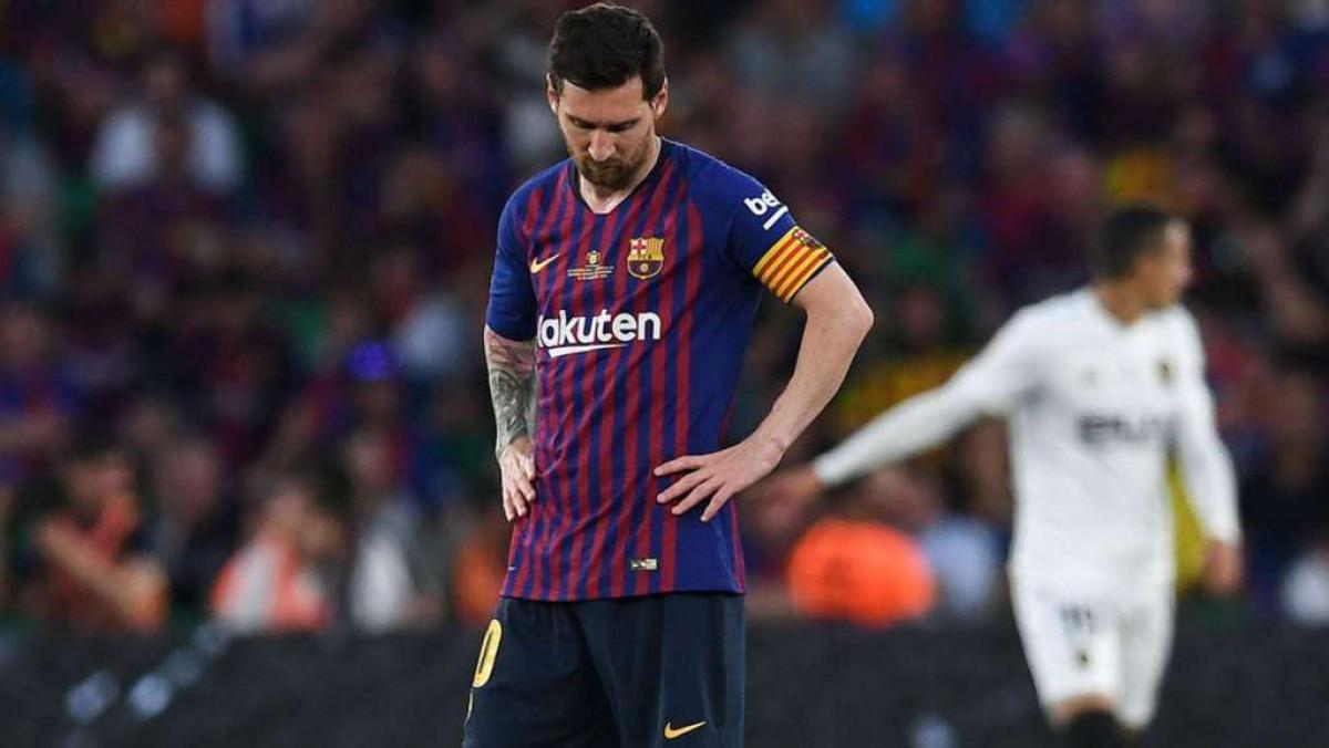 Van Gaal se obrušio na Messija: On stavlja lične interese ispred timskih