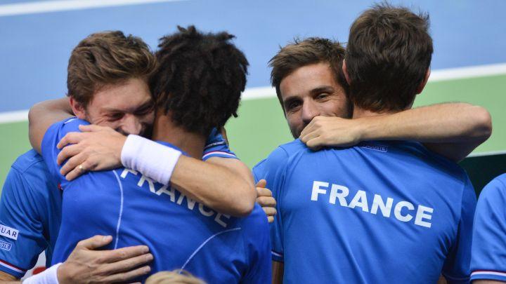 Francuzi desetkovani pred četvrfinale Davis Cupa