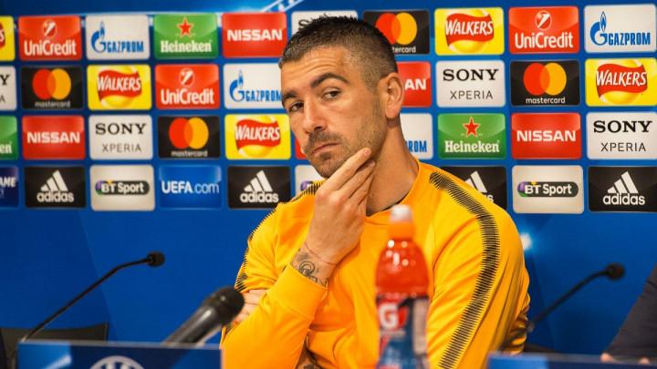 Kolarov: Nismo slučajno u polufinalu Lige prvaka