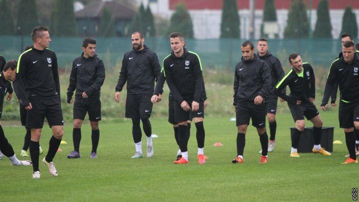 Održana prozivka u FK Sarajevo, priključena trojica juniora