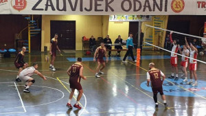 Sjajan meč u Zavidovićima i pobjeda Bosne nakon pet setova