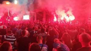 Veliki neredi u Osijeku nakon utakmice, ima i povrijeđenih