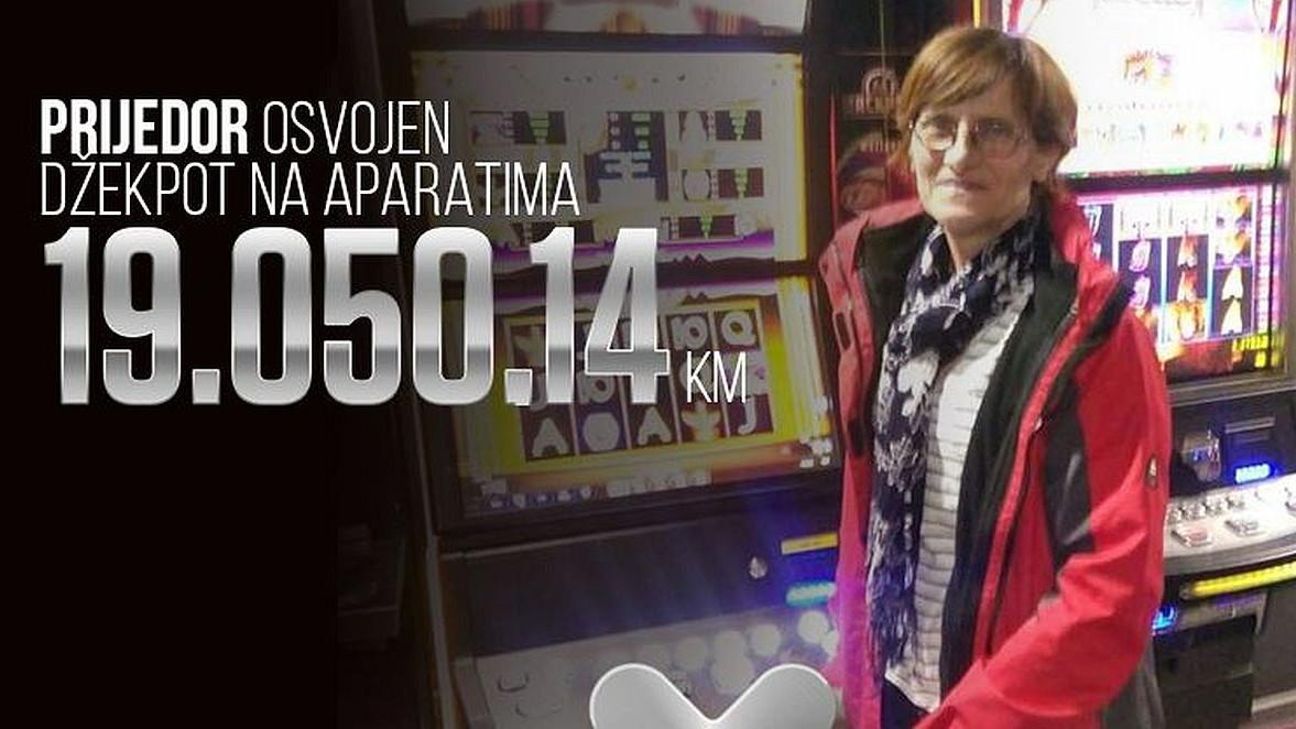Prijedorčanka Biljana osvojila 19.000 PLATINUM JACKPOT konvertibilnih maraka