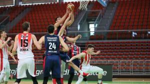 Borac pobijedio Leotar, a košarkaši ovih timova pokazali nezadovoljstvo regularnošću lige