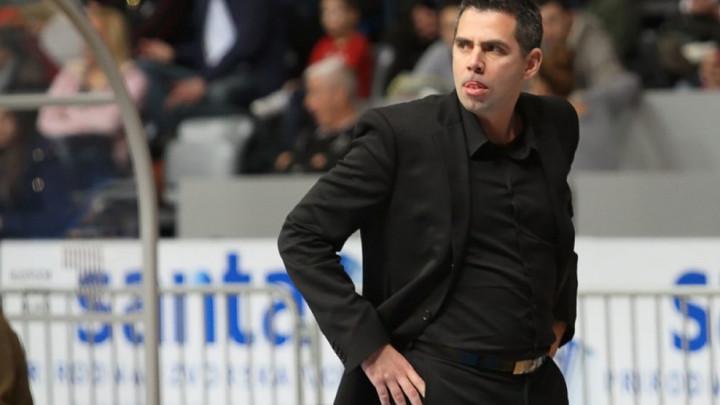 Ante Nazor smijenjen s klupe KK Zadar