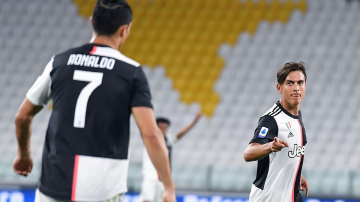Juventus je postavio cijenu za Dybalu